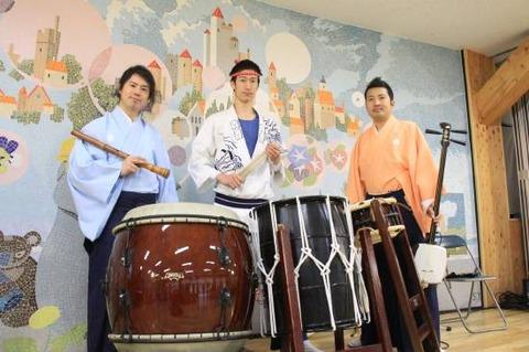 幼稚園で出張イベントならこども和楽器コンサート!|サクラトーン