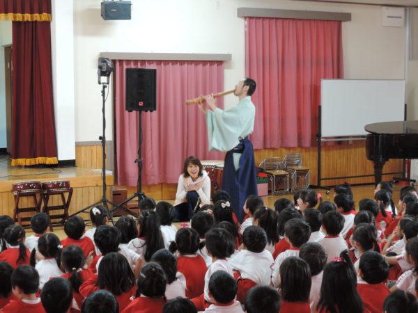 分かりやすく!子供に教える、和楽器の魅力~尺八編~