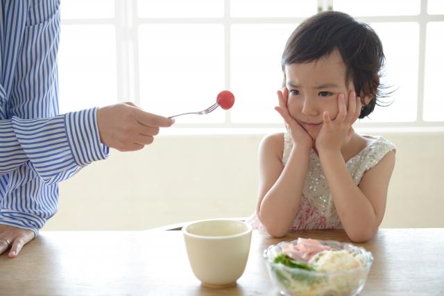 子供の食事について