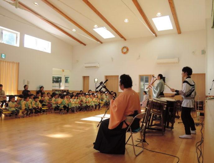 幼稚園コンサート