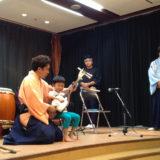 和楽器体験