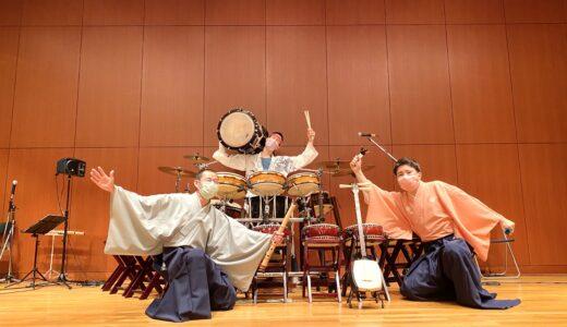東京国立博物館「トーハクキッズデー」博物館でコンサート! 幼稚園イベントのサクラトーン